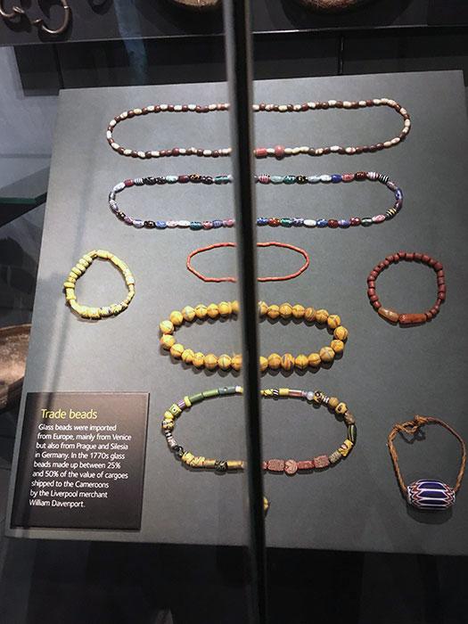 International Slavery Museum. Jewellery