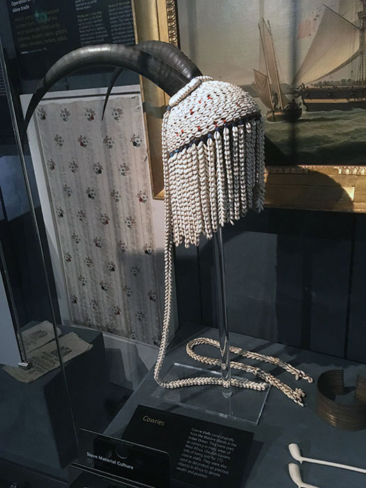 International Slavery Museum. Display