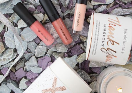 Bare Minerals Lip Gloss Set