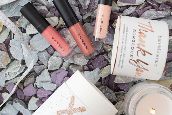 Bare Minerals Lip Gloss Set
