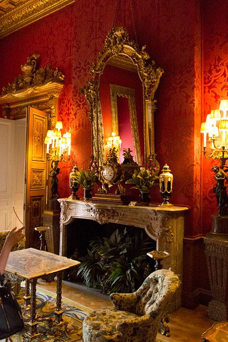 Room at Waddesdon Manor