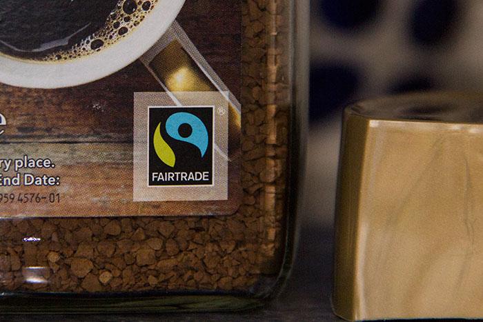 Fairtrade Coffee logo