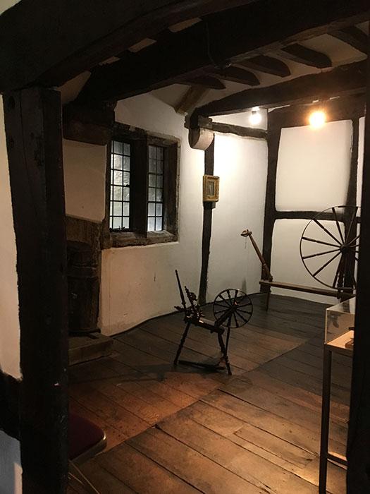 Room Hall i'th' Wood Museum