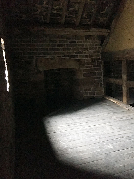 Attic at Hall i'th' Wood Museum