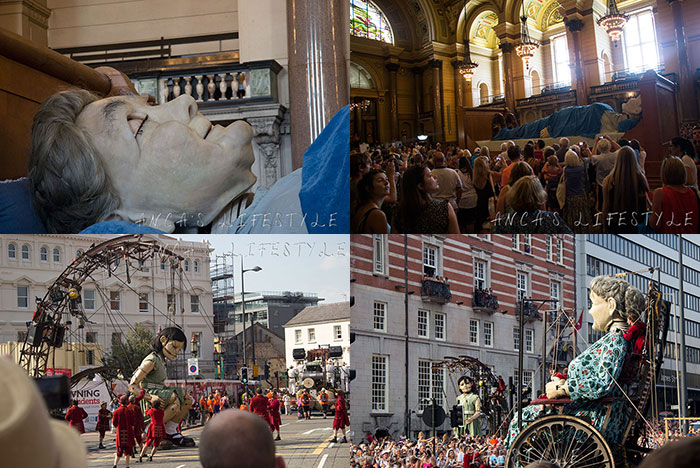 Giants in Liverpool 1