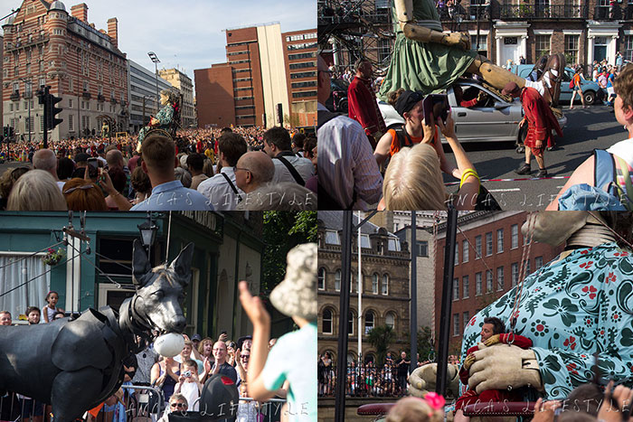 Giants in Liverpool 2