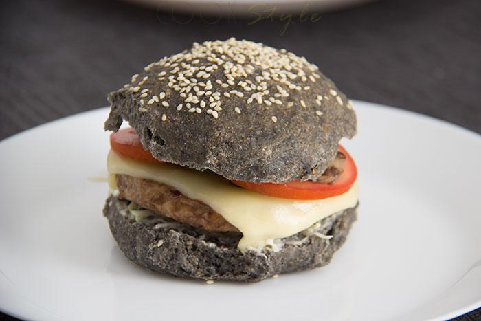 Recipes for Halloween - Black bread