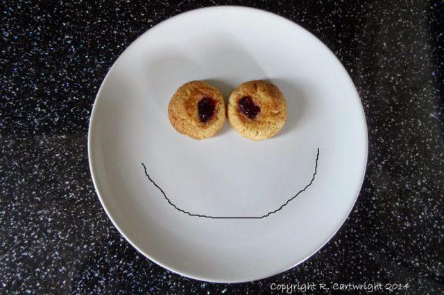 Jammy eyeballs recipe
