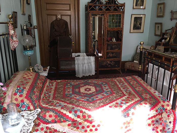 Nanny's room