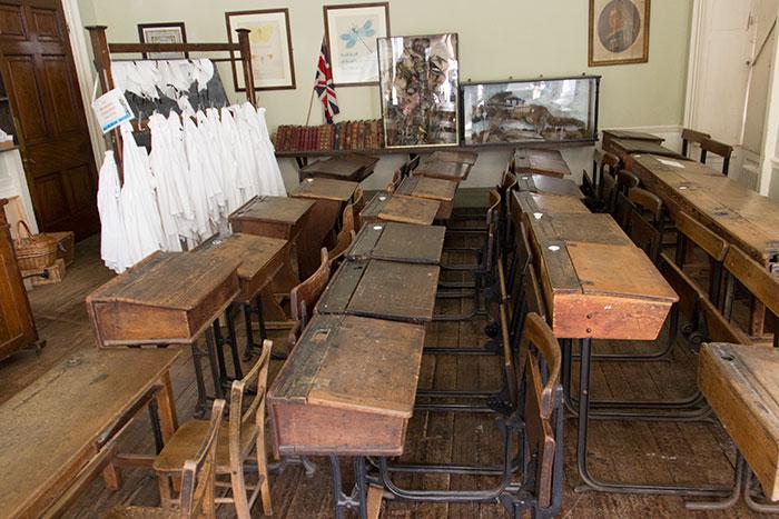 Classroom at Blaise Castle House Museum