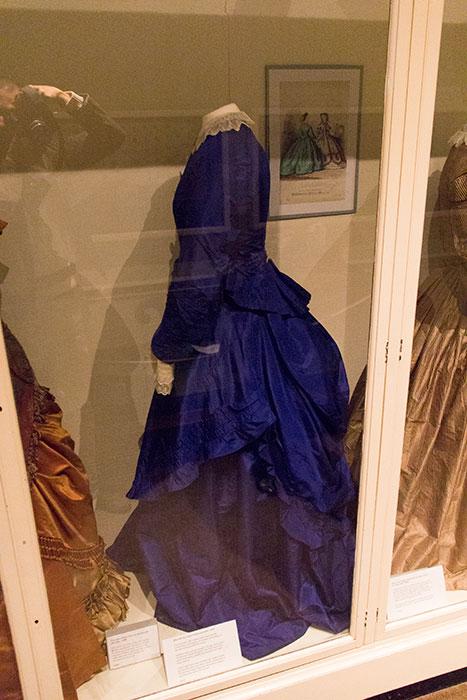 Dresses at Blaise Castle House Museum