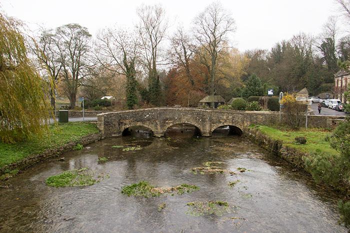 Bridge in Bibury