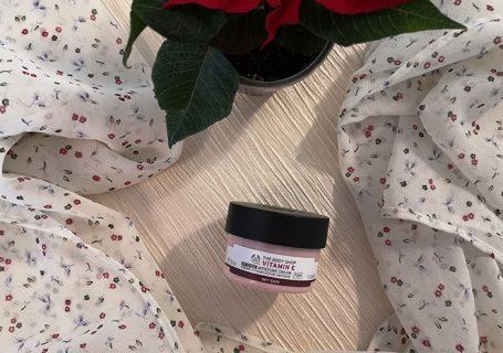 Vitamin E Intense Moisture Cream. The Body Shop