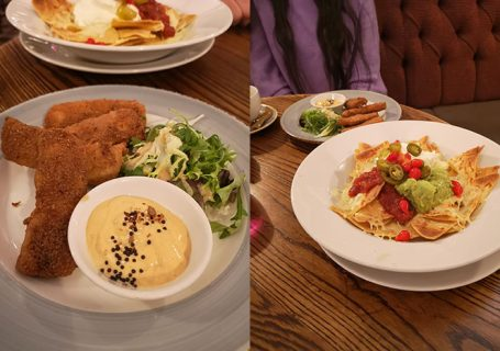 Food at Scawsby Mill