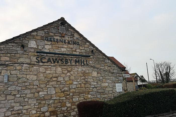 Scawsby Mill. Pub