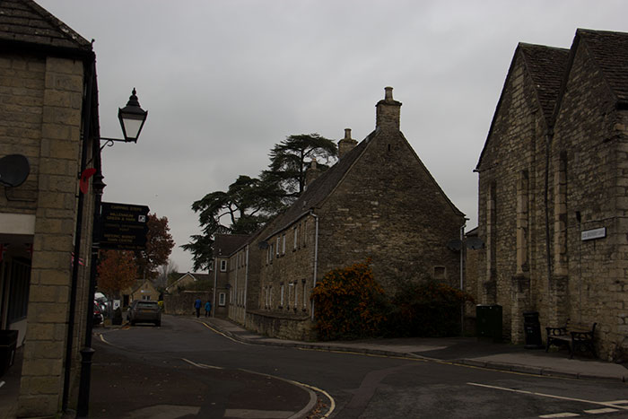 Houses in Tetbury