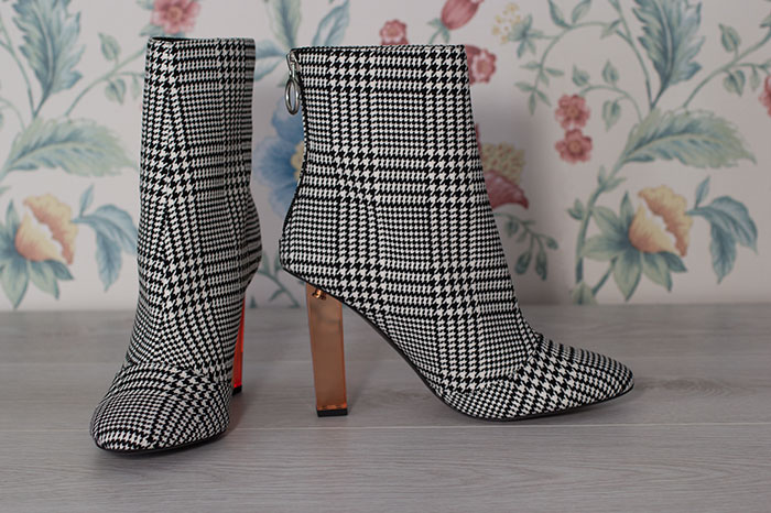 ASOS Boots. Electricity