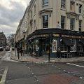 Bag of Nails London. Outside