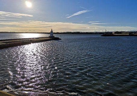 Holiday up north - North Sea