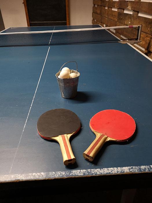 Buckt March - Ping Pong at Twenty Twenty Two