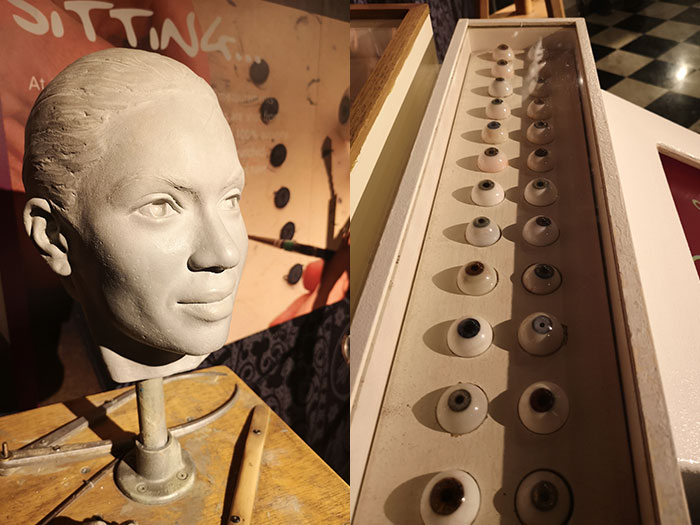 How wax models are made at Madame Tussauds