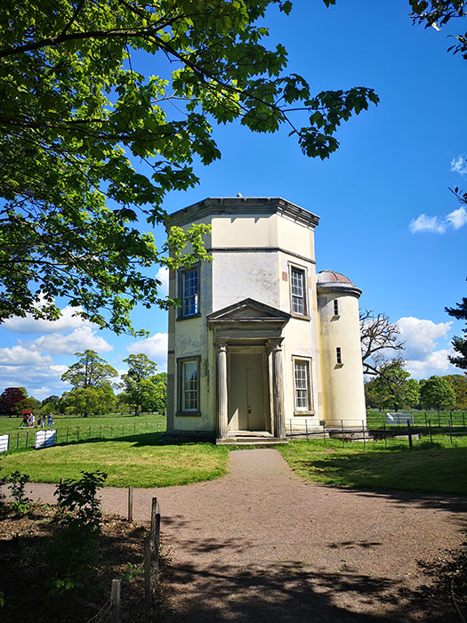 Shugborough - tower of the winds