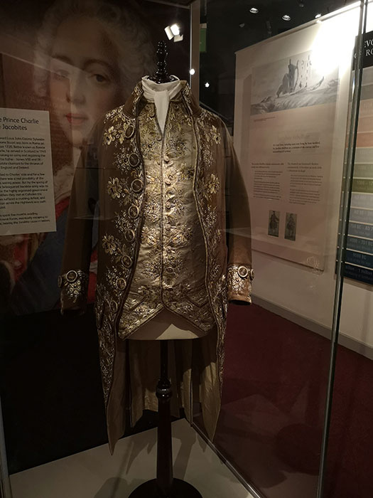 Coat at Inverness Museum and Art Gallery