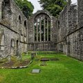 Inchmahome Priory. Ruins