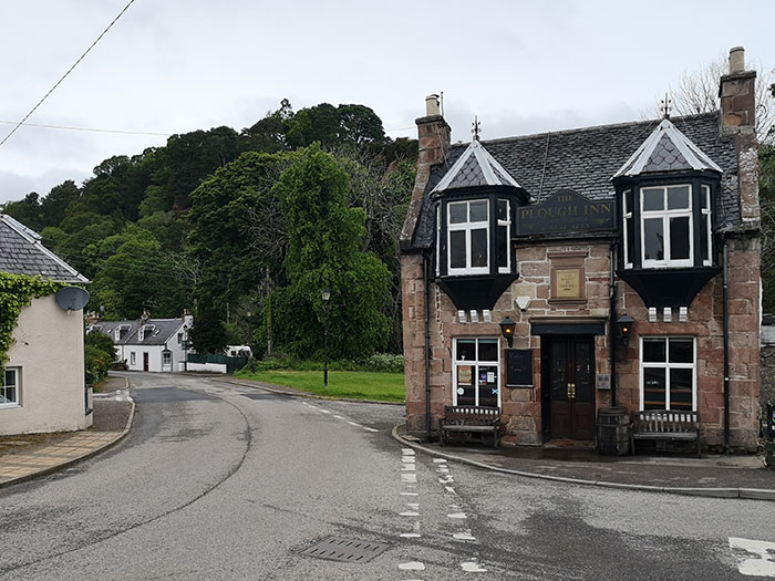 Pub in Fortrose