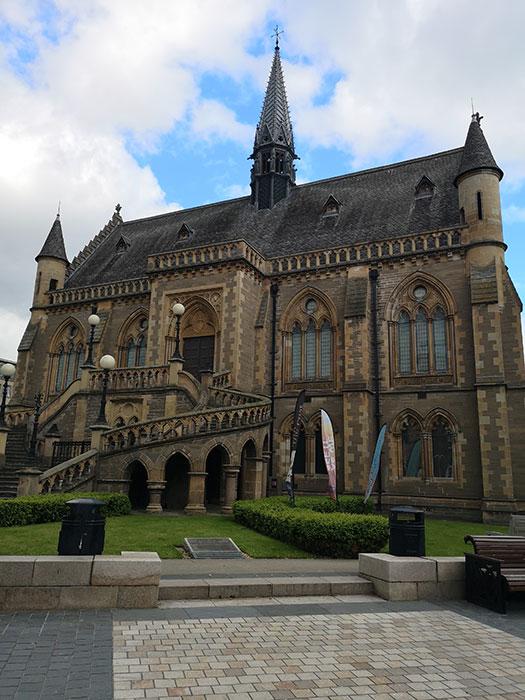 McManus Museum in Dundee