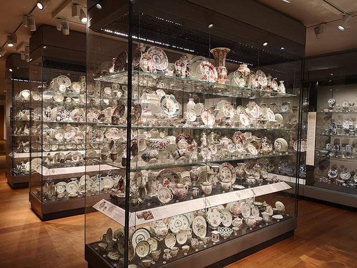 China on display in Ashmolean