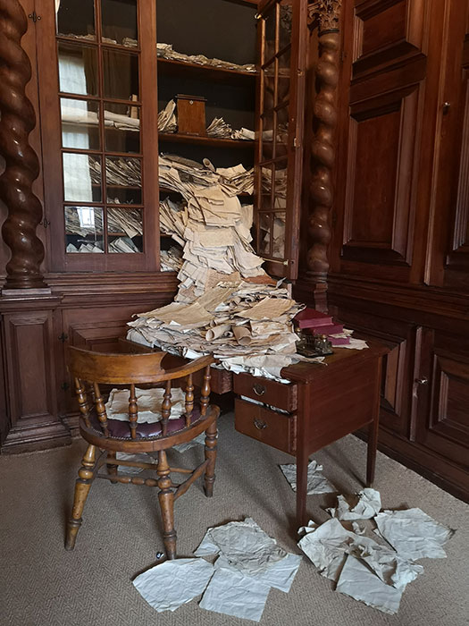 Special exhibition at Tredegar House