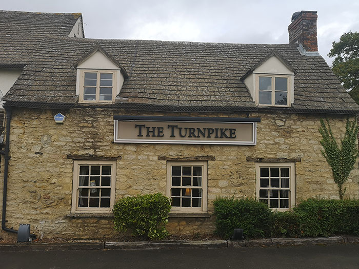 The Turnpike, Pub in Oxfordshire