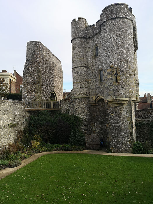 Tower at Lewes