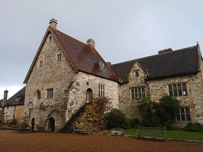 Michelham Priory. Outside
