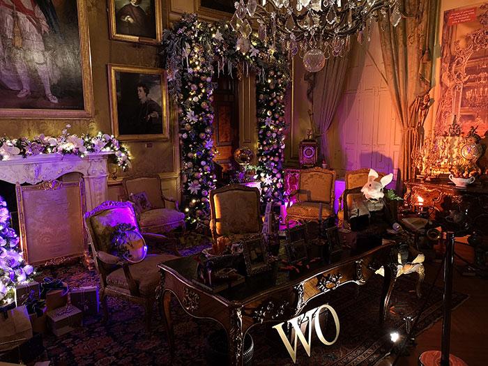 Exhibit at Alice in Wonderland