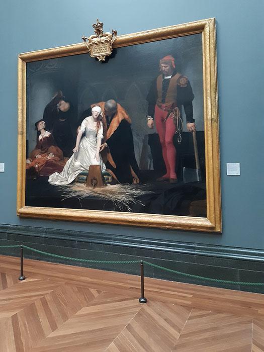 Execution of Lady Jane
