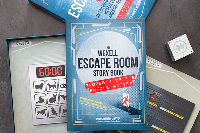 The Wexell Escape Room 5 Escape Room Puzzled To Solve