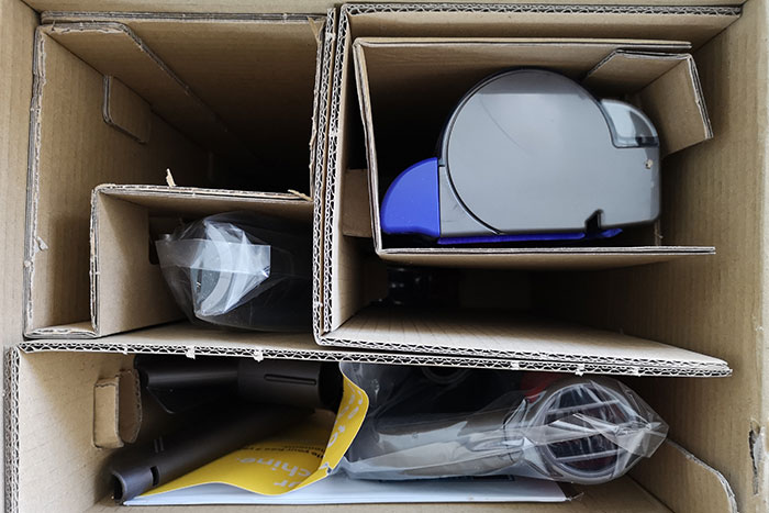 Dyson Light Ball Multi Floor. What's in the box