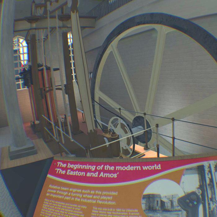 London Waterways Museum - VIVE Cosmos