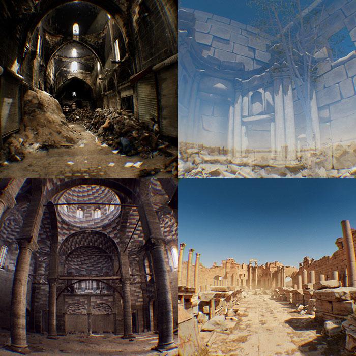 Lost cities - VIVE Cosmos