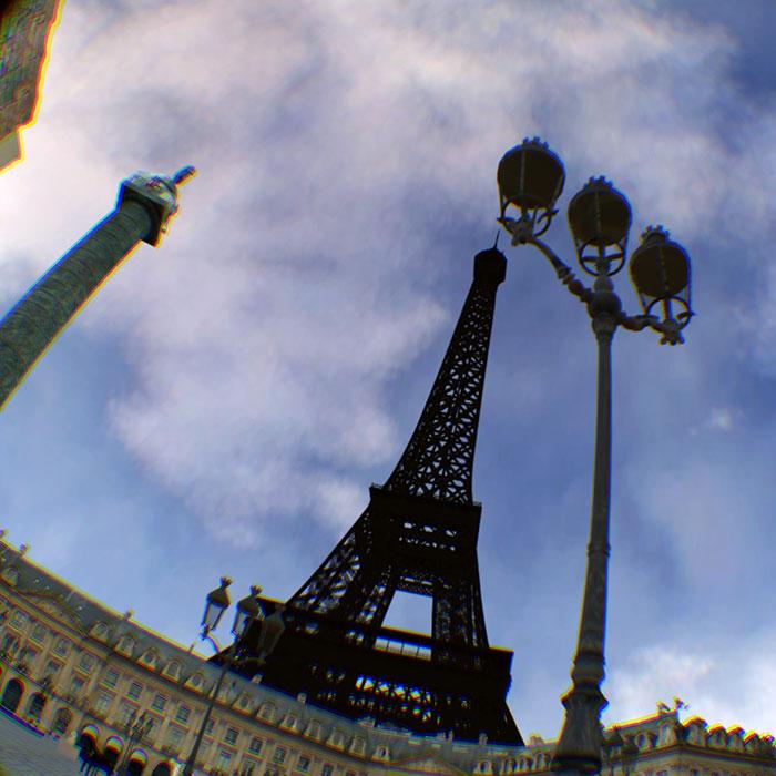 Paris - VIVE Cosmos