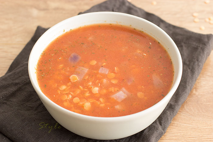 Things I ate as a child - Soup