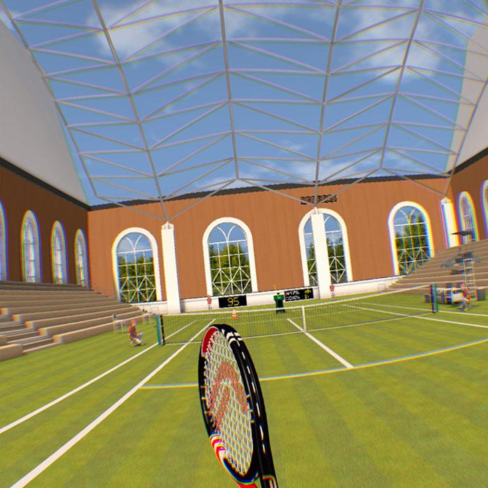 Tennis - VIVE Cosmos