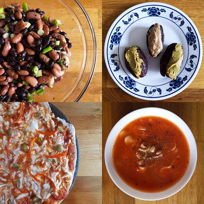 Meal plan - Saturday