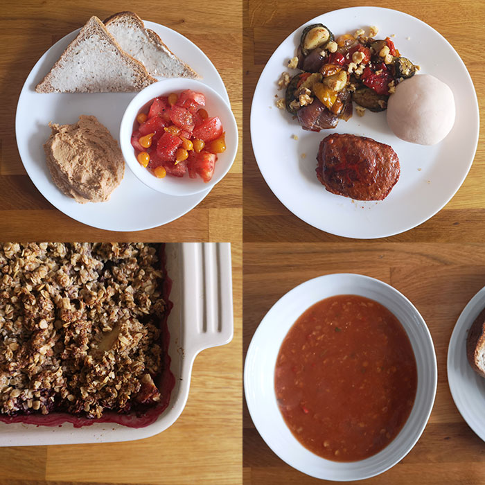 Meal plan - Wednesday