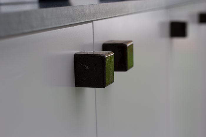 door knob, handmade