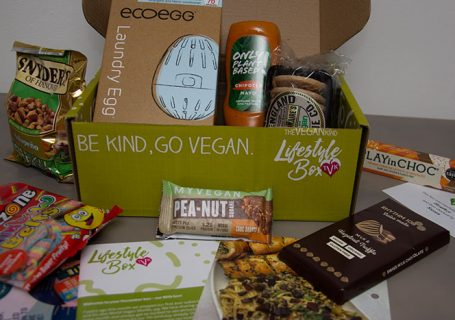 Vegan Kind Lifestyle Box, November