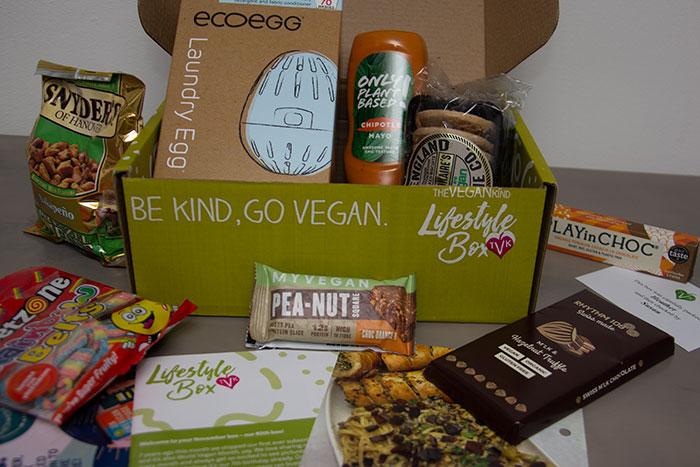 Vegan Kind Lifestyle Box, November