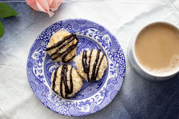Week 2 - Biscuits - Coconut Macaroons